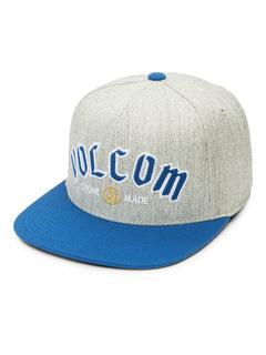 Archer Hat In Camper Blue, Front View