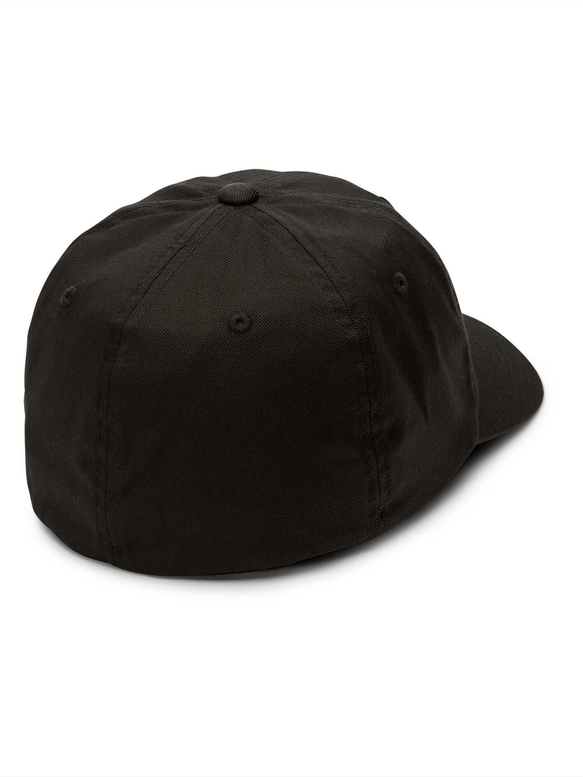 Stone Radiator Xfit Hat In Black, Back View
