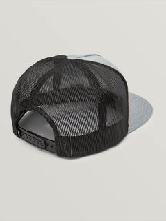 Trapezoid Cheese Hat - Grey