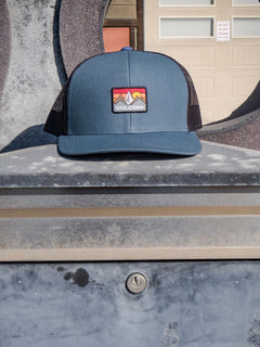 Stone Hill Cheese Hat - Horizon Blue (D5532001_HZN) [01]