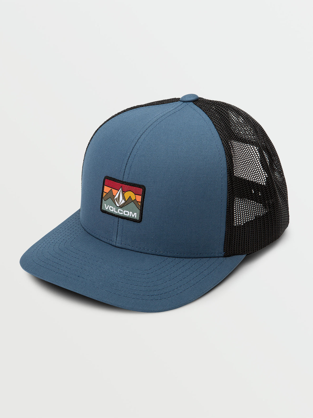 Stone Hill Cheese Hat - Horizon Blue