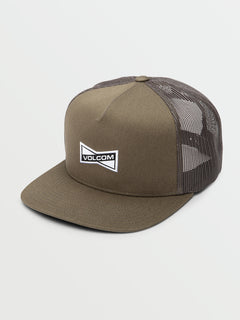 Beautie Cheese Hat - Military