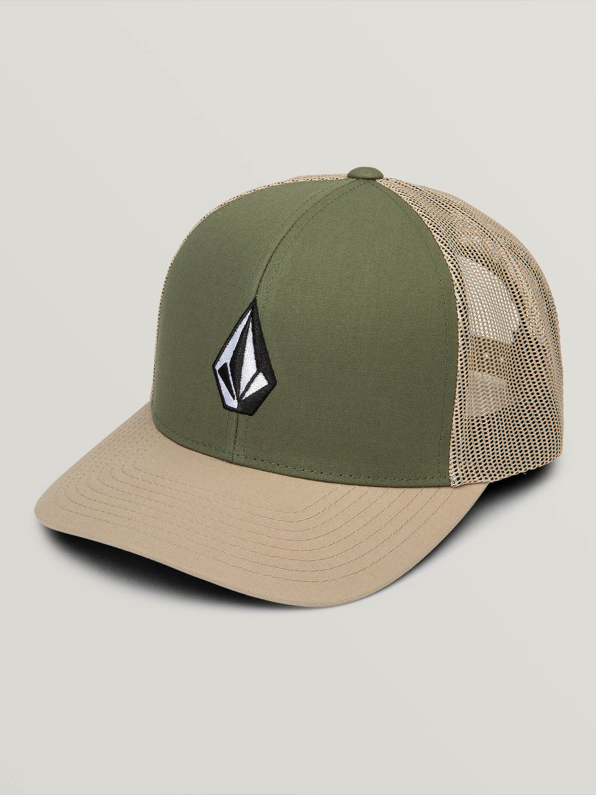 new arrival 24e91 fbf27 Full Stone Cheese Hat In Dark Olive, ...