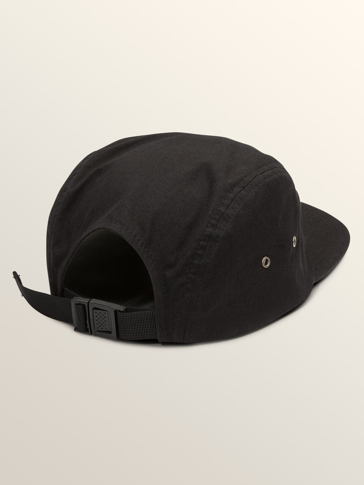 Hot Visions Hat In Black, Back View