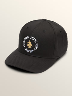 Vpp Parillo Xfit Hat In Black, Front View
