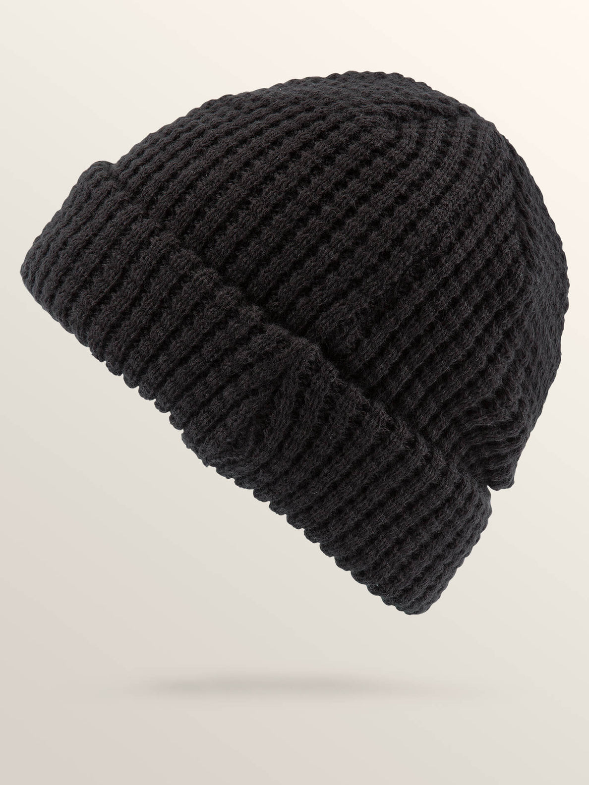 Hard Core In 94 Beanie In Asphalt Black, Back View