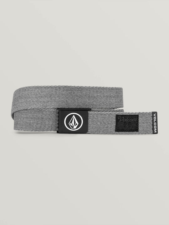 Circle Web Belt - Heather Grey (D5911594_HGR) [B]