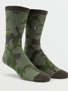Vibes Socks - Army
