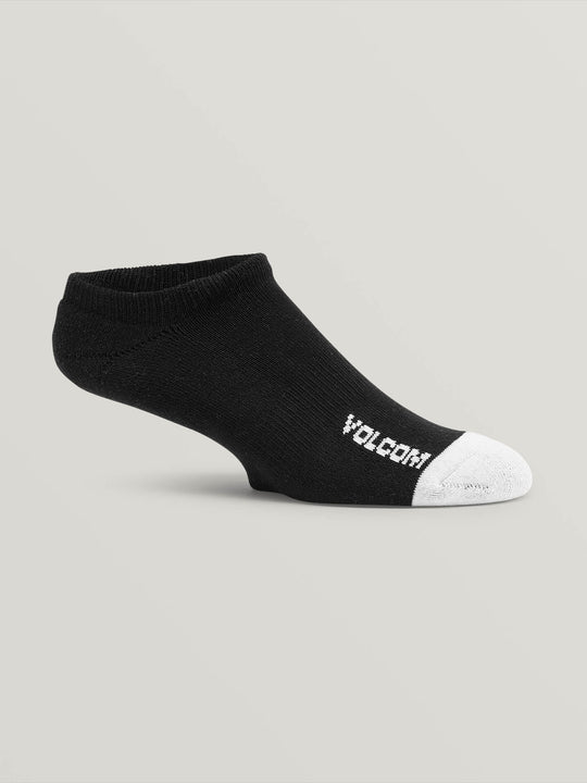 Stone Ankle Sock 3 Pack - Black (D6321802_BLK) [B]