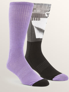 Noa Noise Socks In Multi, Front View