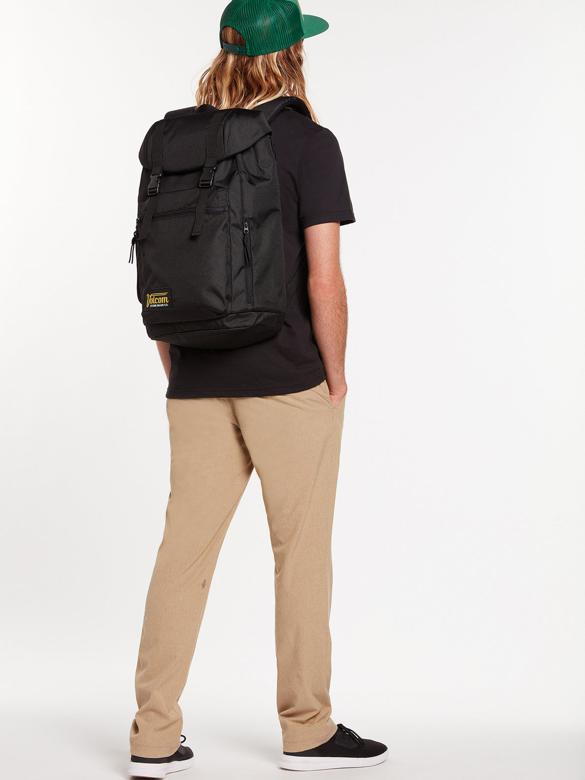 Ruckfold Backpack - Ink Black (D6522006_INK) [61]