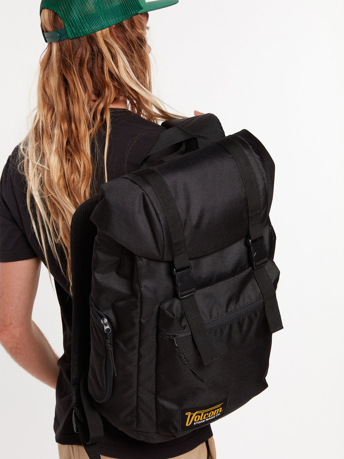 Ruckfold Backpack - Ink Black (D6522006_INK) [75]