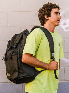 Ruckfold Backpack - Ink Black