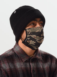 Volcom Assorted Face Mask - Camouflage