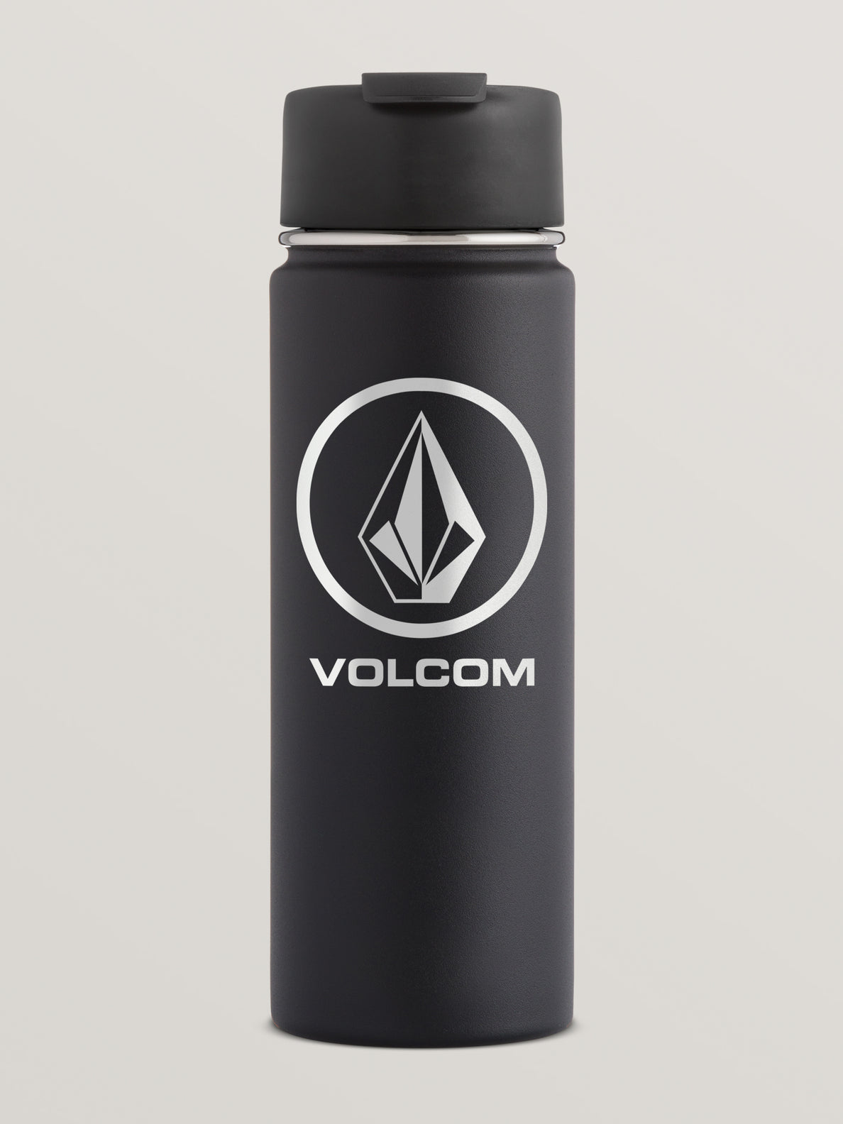 20 Oz Wide Mouth Volcom Hydro Flask - Black