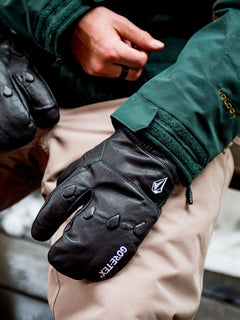 Mens Provoke Gore-Tex Mitt - Black