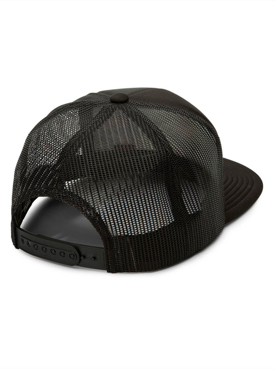 Don't Even Trip Hat In Multi, Back View