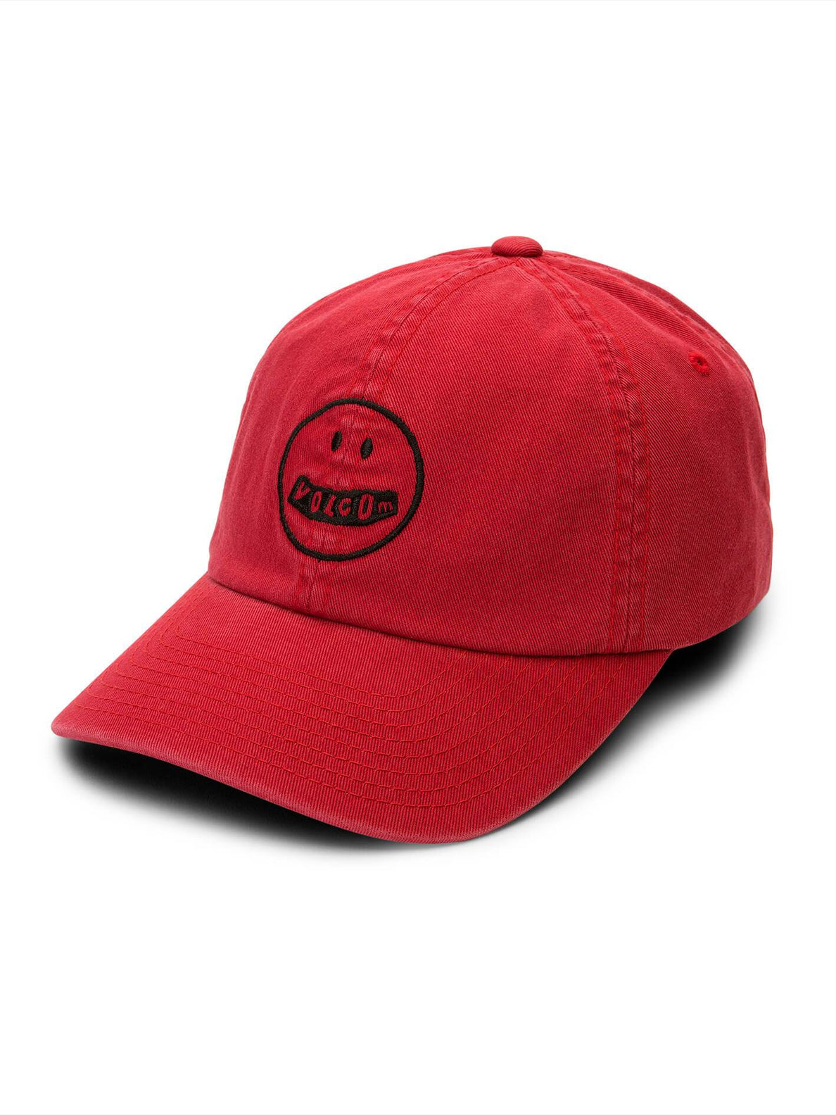 cfc32dd0 Good Mood Dad Hat In Chili Red, ...
