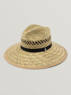 Dazey Straw Hat In Natural, Front View