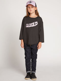 Hey Slims Hat In Blush Pink, Alternate View