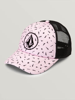 Hey Slims Hat In Blush Pink, Front View