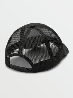 Palm Stormy Hat - Black (E55120H1_BLK) [B]