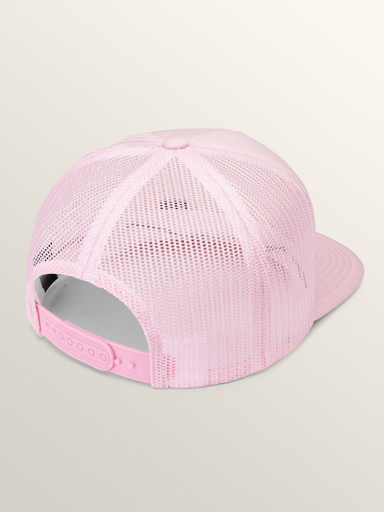 Liberate Hat In Light Pink, Back View