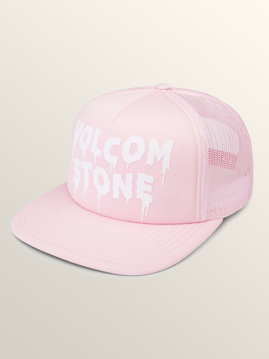 Liberate Hat In Light Pink, Front View