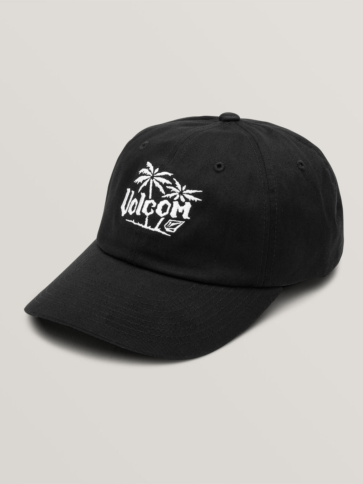 Stone Wonder Dad Hat - Black (E5522002_BLK) [F]
