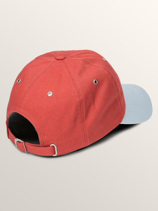 Splat Dat Dad Hat In Copper, Back View