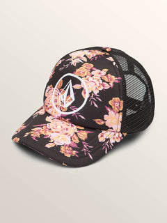 Under Ur Rose Hat In Dusty Rose, Front View