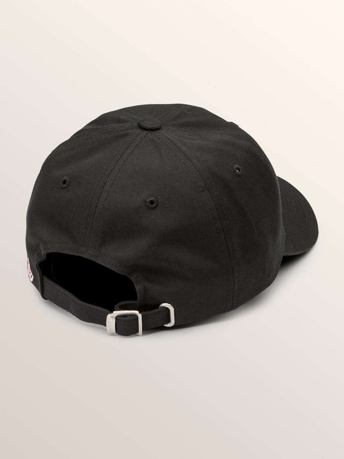 Totally Stoke Hat In Black, Back View