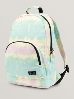 Schoolyard Canvas Backpack - Multi (E6522000_MLT) [F]