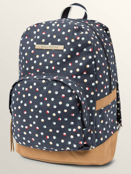 Vacations Canvas Backpack