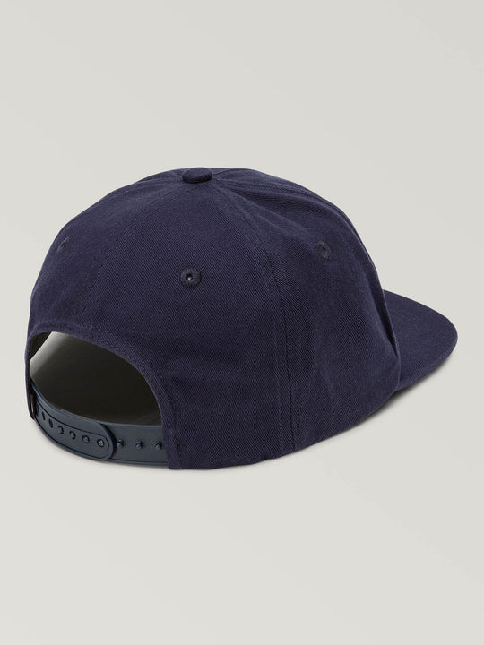 Big Boys Crowd Control Hat In Navy, Back View