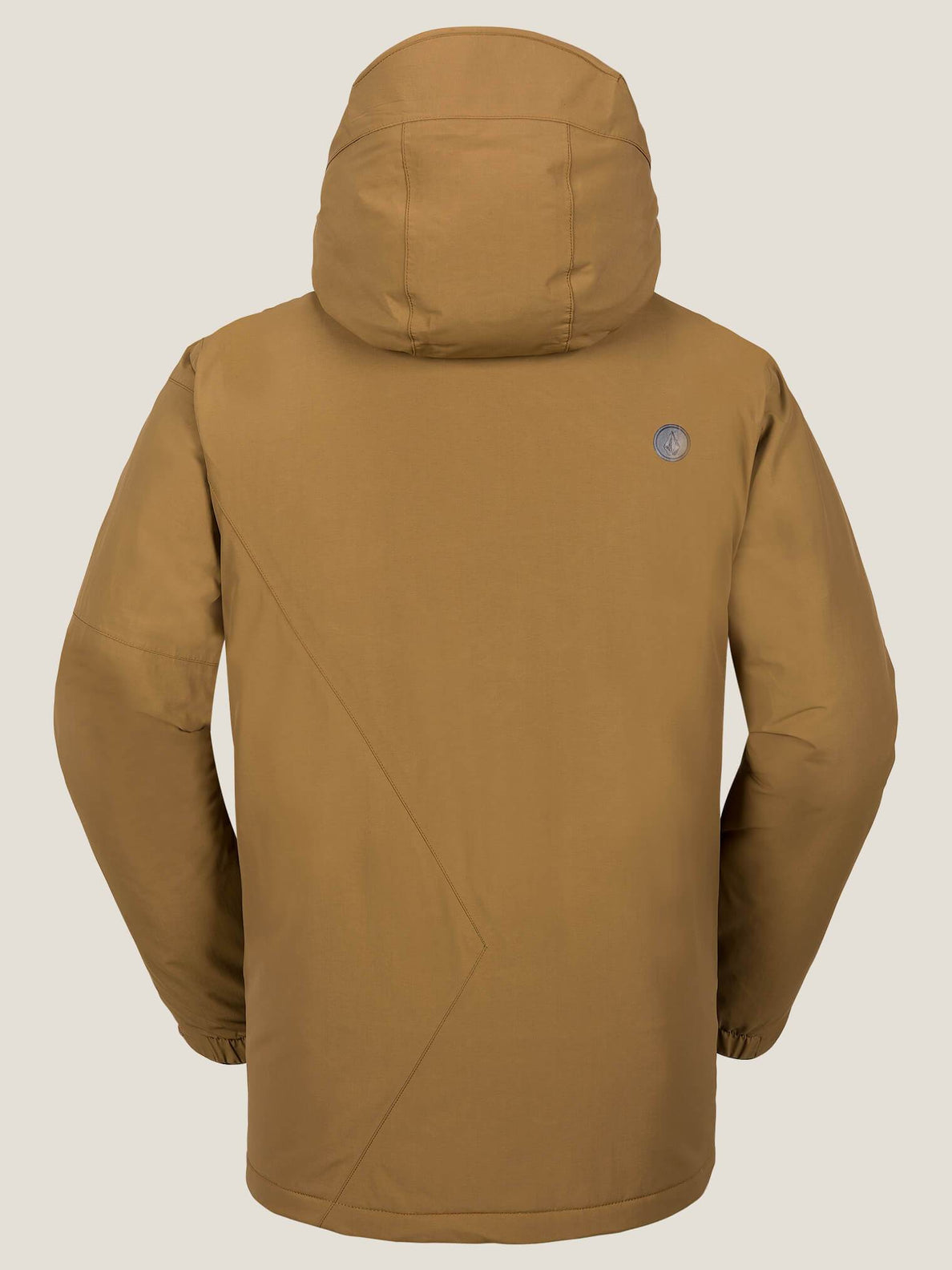 L Insulated Gore-tex® Jacket In Shepherd, Back View