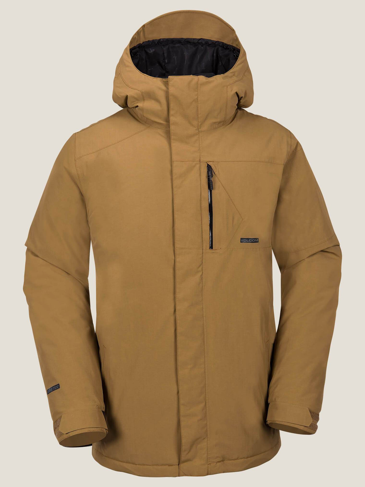 L Insulated Gore-tex® Jacket In Shepherd, Front View