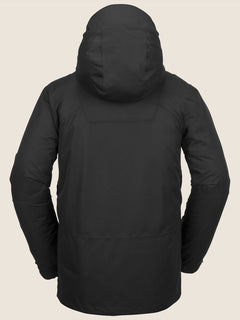 Anders 2L Tds® Jacket In Black, Back View