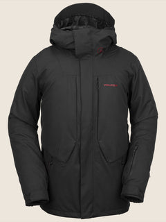 Anders 2L Tds® Jacket In Black, Front View