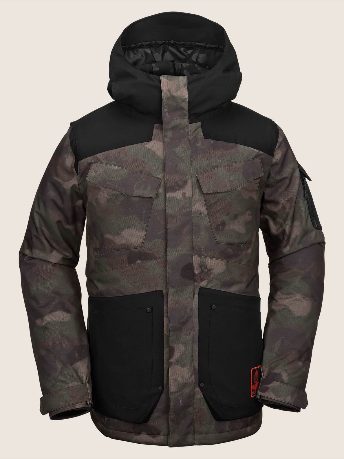 Jacket Insulated Vco Snowboarding Outdoor Inferno Volcom ExRYUnYwq