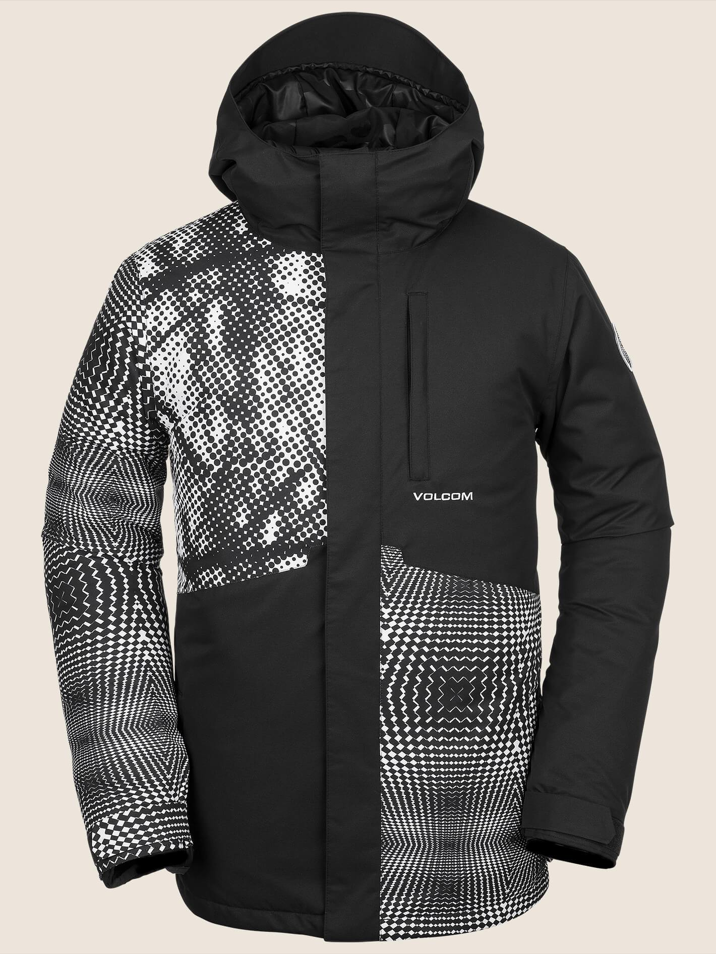 Snowboarding Jacket Volcom Insulated 17 Outdoor Forty pq8Uzz