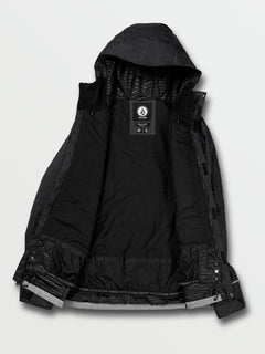 Mens Scortch Insulated Jacket - Black Static (G0452108_BTS) [09]
