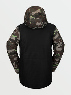 Mens Deadly Stones Insulated Jacket - Army (G0452109_ARM) [B]