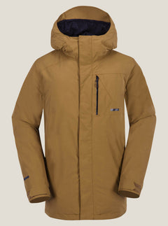 L Gore-tex Jacket In Shepherd, Front View