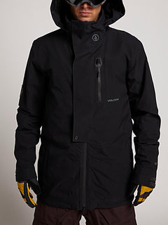 Bl Stretch Gore-tex Jacket In Black, Alternate View