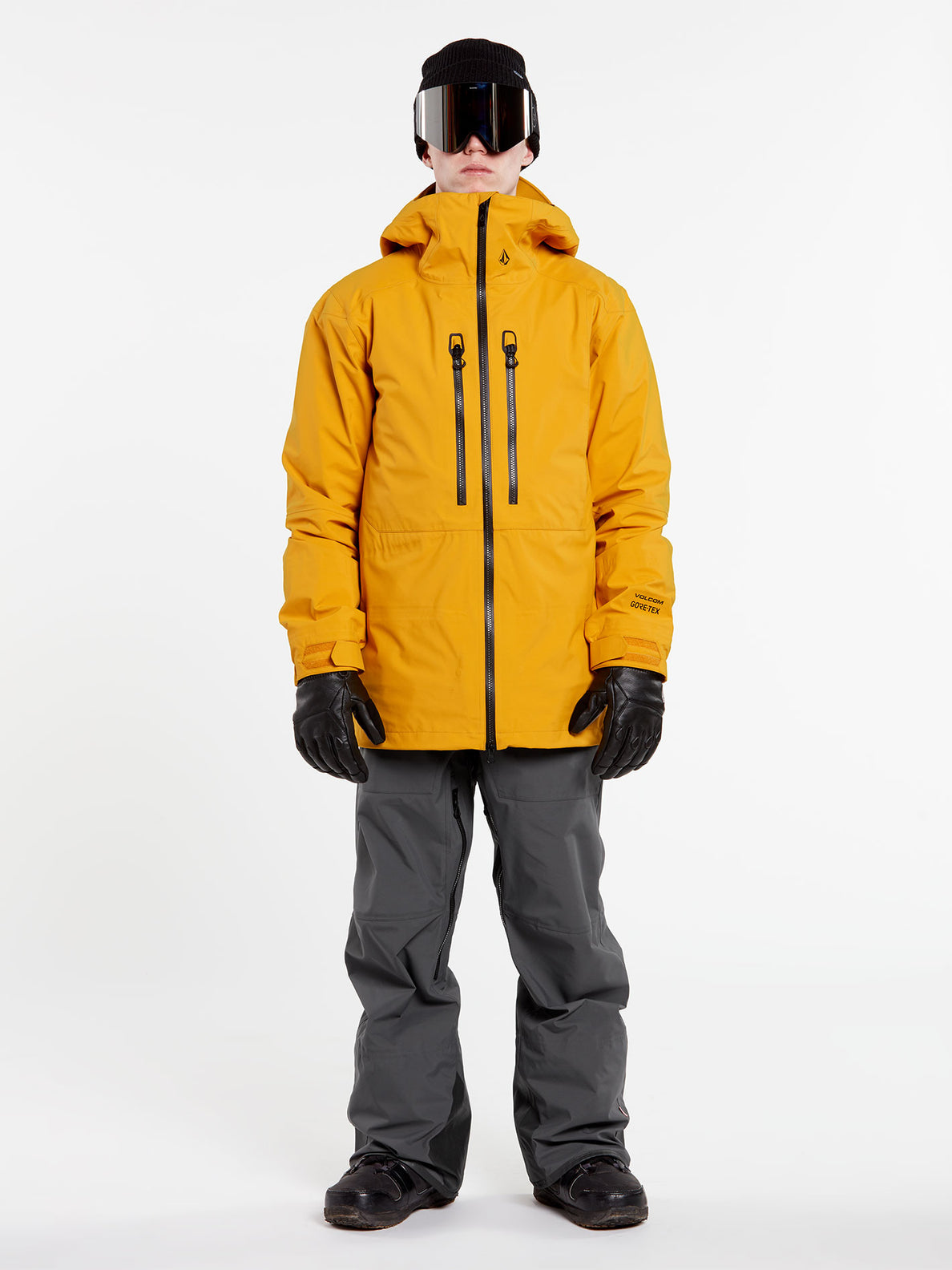 Mens Guide GORE-TEX Jacket - Resin Gold (G0652101_RSG) [01]