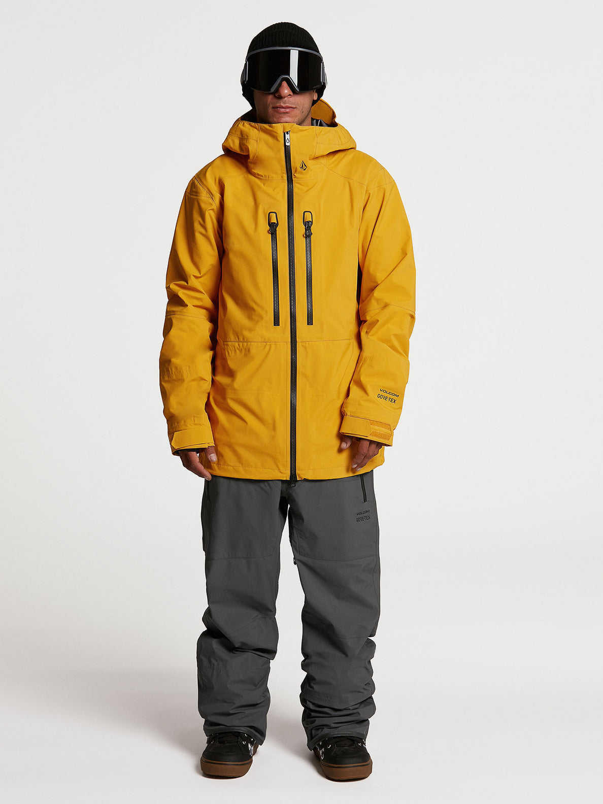 Mens Guide GORE-TEX Jacket - Resin Gold (G0652101_RSG) [03]
