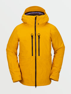 Mens Guide GORE-TEX Jacket - Resin Gold (G0652101_RSG) [F]