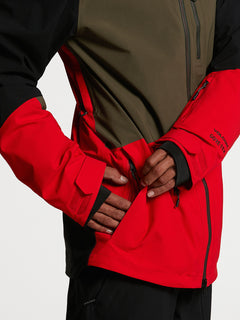 Mens BL Stretch GORE-TEX Jacket - Red (G0652102_RED) [05]