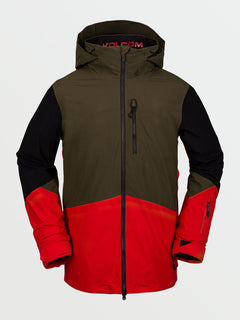 Mens BL Stretch GORE-TEX Jacket - Red (G0652102_RED) [F]